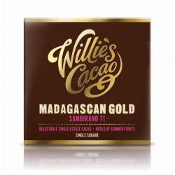 Willie's Cacao Sambirano 71% kakao z Madagaskaru