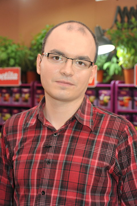 Piotr Krzciuk w Top Chef